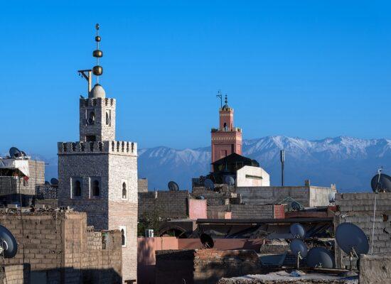Marrakesh Moschee