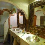 Badezimmer in der Kasbah