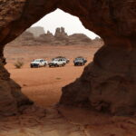 Overland Expedition Outback Expeditions 4x4 Algerien in der Zentral Sahara Markus Linse