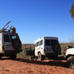 Entlang Canning Stock Route Offroad Adventure und Expeditionsreise mit Outback Expeditions