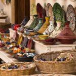 Tajine Potterie in Marokko dem Königreich des Maghreb