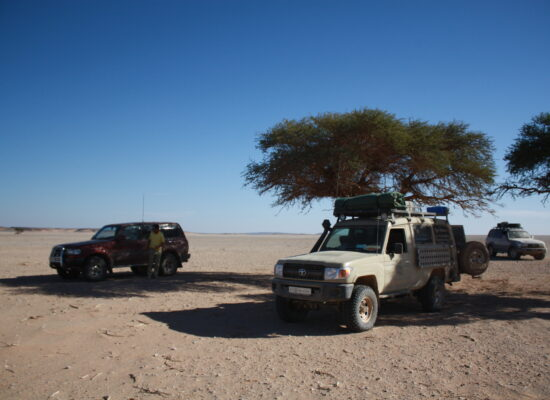 Outback Expeditions Nordafrika