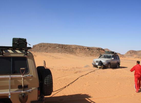 Algerien 4x4 Overland Expedition mit Markus Linse und Outback Expeditions auf 4x4 Adventures und Adventure Offroad Overland Touren in Mauretanien oder Algerien