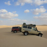 Outback Expeditions by Markus Linse is travelling off the beaten track worldwide