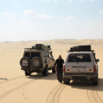 Outback Expeditions Overland off the beaten track worldwide in Northafrica Nord Afrika Algerien 4x4 Offroad Overland Trip Transafrika