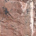 Aborigine Art Felsmalereien der australischen Ureinwohner auf einer Overland Expedition mit Outback Expeditions